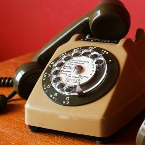 Téléphone Kaki Marron Socotel S63