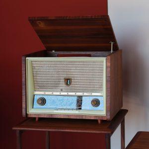 Poste Radio Vintage 50's