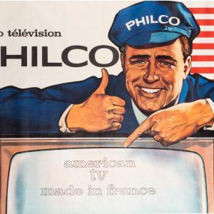 Radio Télévision Philco