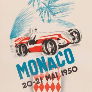 Monaco 20/21 Mai 1950