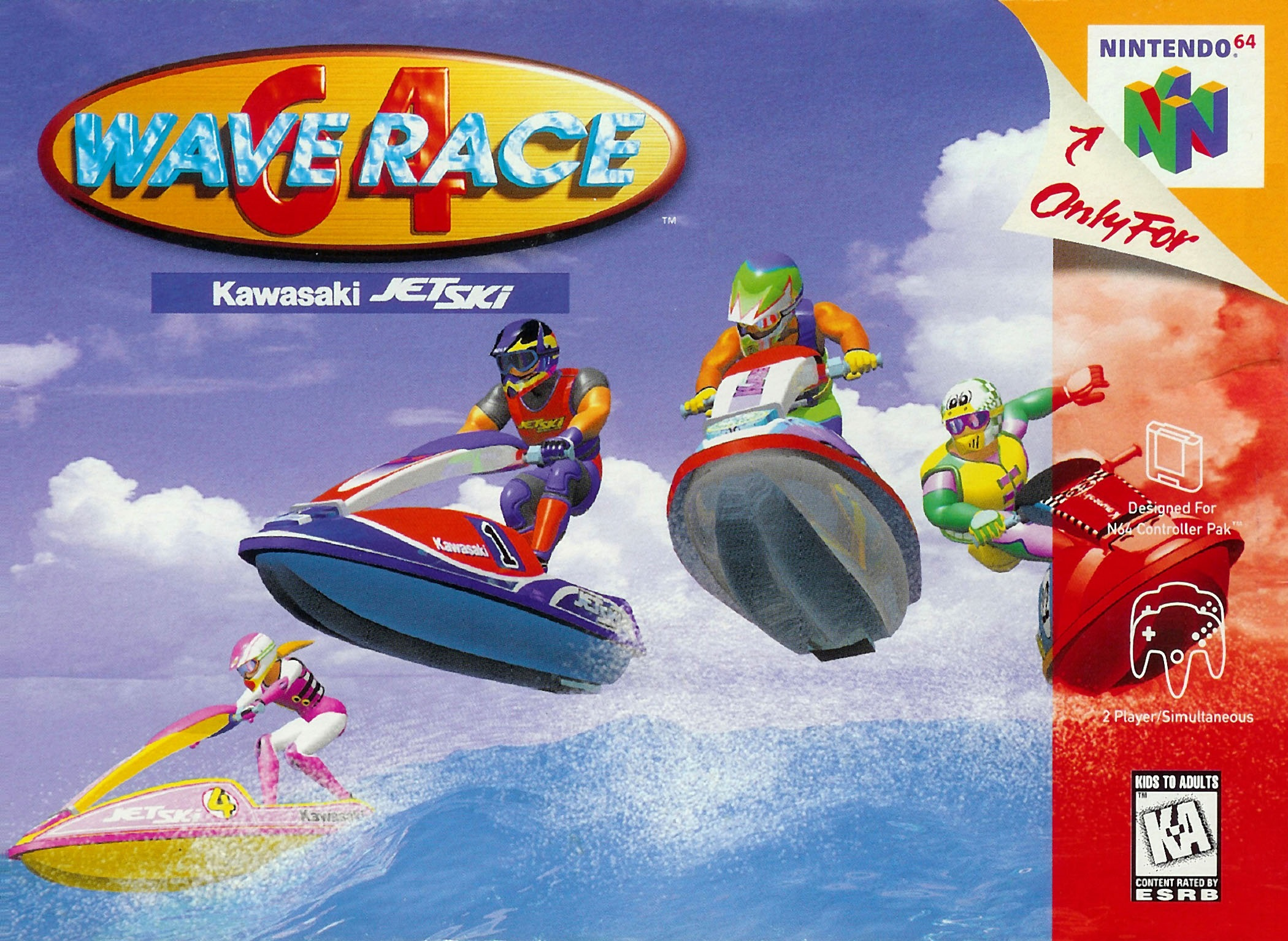 Wave Race 64