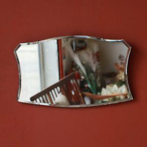 Miroir Horizontal Biseauté Art Deco 2