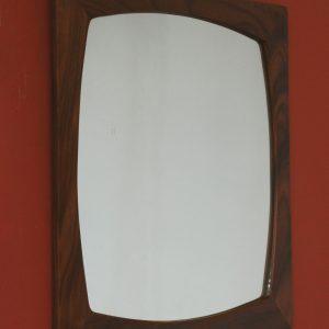 Miroir Scandinave Carré